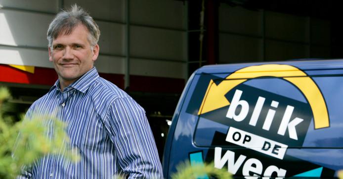 Leo de Haas presenteerde jarenlang Blik op de Weg