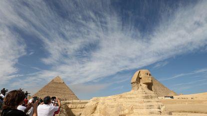 Tweede Egyptische sfinx gevonden