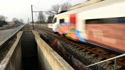 Geluidshinder dreigt door nachtelijke werken aan spoorlijn
