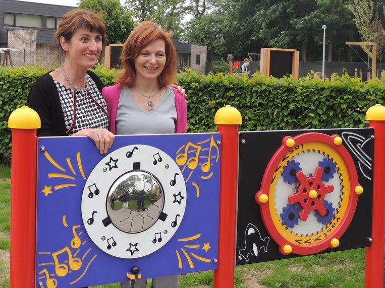 Stichting Delacroix Prikkelt Bewoners Met Nieuwe Tuin Tienen