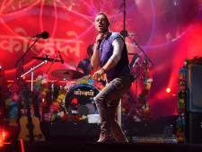 In de wereld van Coldplay wordt vooral gelachen en gedanst
