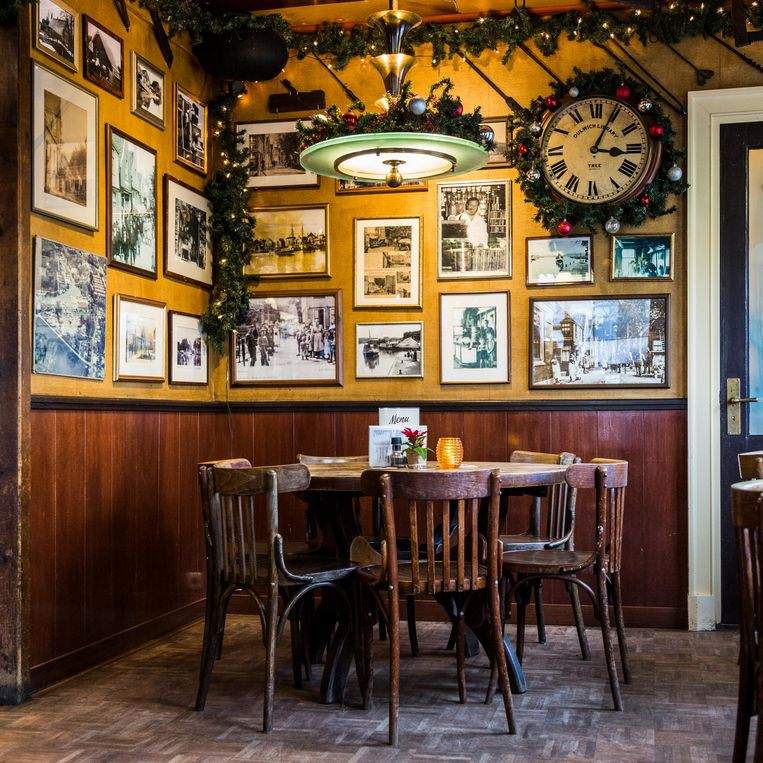 Café 't Sluisje Beeld Tammy van Nerum