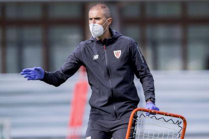 Football Talk. Athletic Bilbao verlengt contract van coach Gaizka Garitano