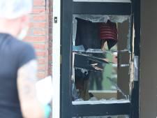 Voordeur in Den Hoorn opgeblazen met explosief