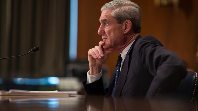 Voormalig FBI-hoofd Robert Mueller