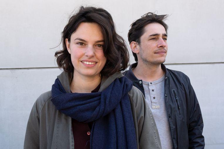 Simone Eleveld en Thomas Hogeling Beeld Sabine van Wechem
