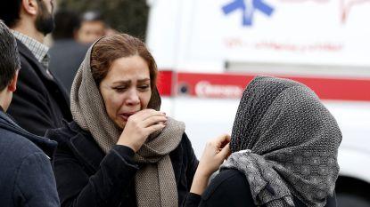 Wrak van neergestort Iraans vliegtuig nog niet gevonden