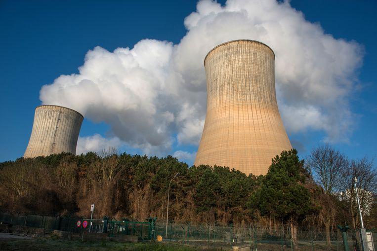 Bartleye   Bart Leye  Tihange kerncentrale kernenergie atoom energie centrale Kern reactor Tihange - Huy - Hoei