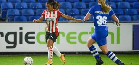 Coronabesluit brengt voorbereiding PSV Vrouwen op Champions League in gevaar
