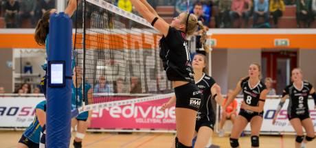 Volleybalsters in eredivisie op 10 oktober weer aan de bak