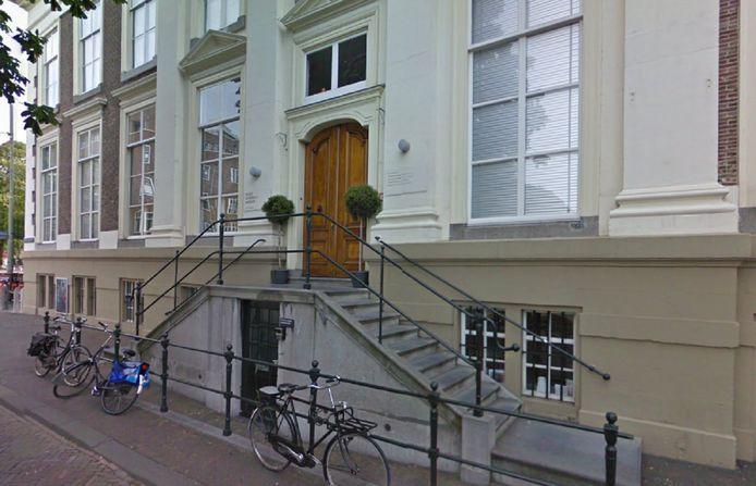 Het Haags Historisch Museum aan de Korte Vijverberg.