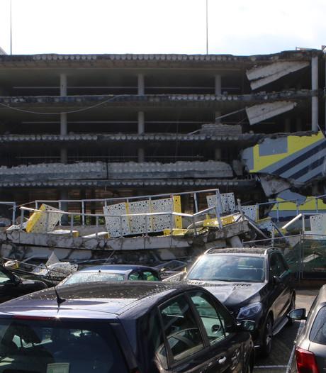 Den Haag controleert tien gebouwen na instorting parkeergarage