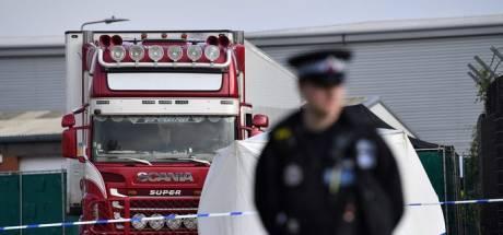 Celstraf voor vier mensen vanwege 39 doden in Britse koeltruck