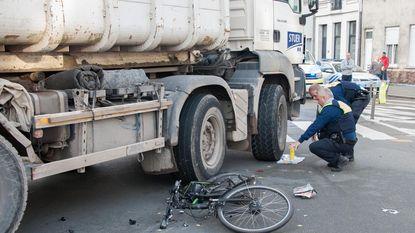 Chauffeur vrijuit voor dood fietser