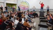Leerlingen van Bernardustechnicum Oudenaarde hielden Challenge Day voor Rode Neuzen Dag