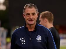 Ernie Brandts legt de druk bij De Graafschap: 'Branco van den Boomen de beste speler'