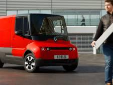 Dit is de bestelbus van de toekomst, volgens Renault