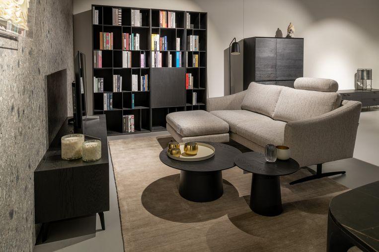 Het nieuwe showroomconcept wil de klanten in elke stijl onderdompelen