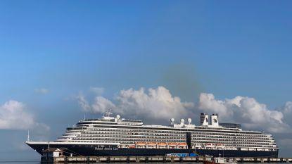 Tien Belgische passagiers cruiseschip Westerdam moeten niet langer thuis blijven