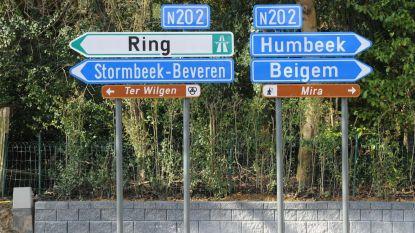 Iemand de weg naar 'Stormbeek-Beveren'?