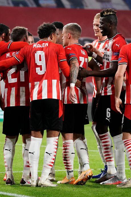Corona-situatie bij PSV verergert: opnieuw enkele spelers besmet met het virus