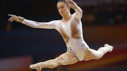 Net niet voor Nina Derwael: één dag na WK-goud eindigt onze landgenote verrassend vierde op de balk