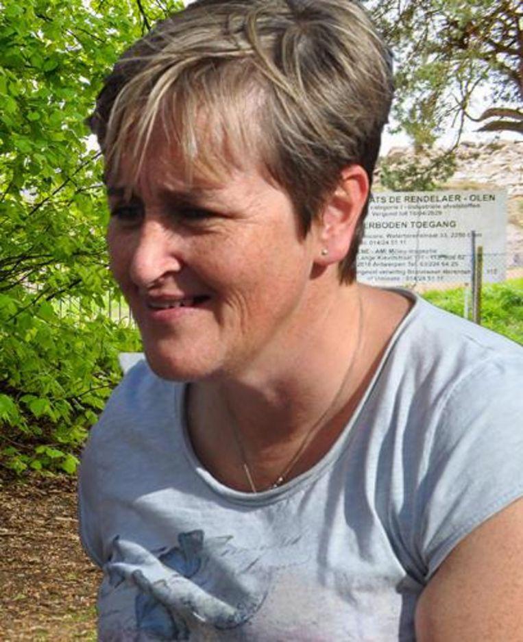 Christine Lenaerts.
