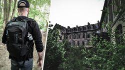 Vlaming trekt naar 'spookziekenhuis' nabij Parijs, dat plots verlaten werd door de legende van het 'Beest van Senlis'