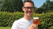 Telg van (schuim)wijnfamilie haalt goud op internationaal bierfestival in Duitsland