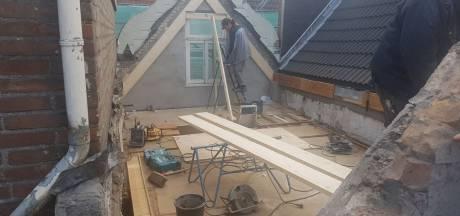 Sloop dak Stoofje luidt nieuwe fase verbouwing in