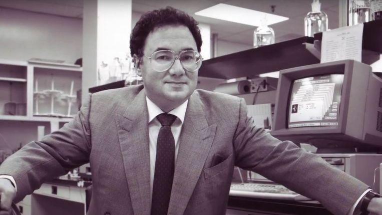 Barry Sherman, oprichter van Apotex. Beeld afp