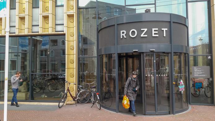 Kunst- en cultuurgebouw Rozet in Arnhem.