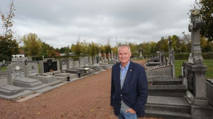 Peters en meters gezocht voor waardevolle graven