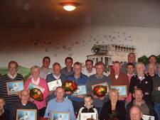 Aloys Kamphuis kampioen bij De PV De Grensstreek uit Oldenzaal