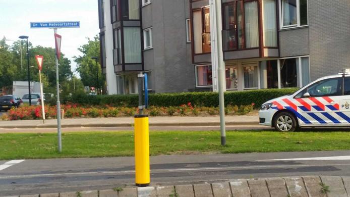 De beroving vond plaats aan de Dr. van Helvoortstraat in Boxtel.
