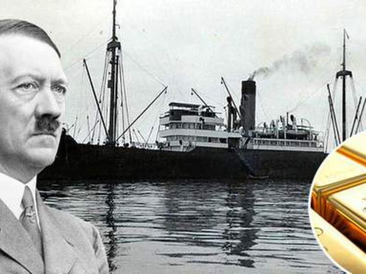 'Nazischat van 111 miljoen gevonden voor kust IJsland'