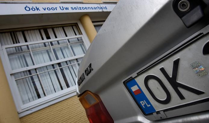 Van alle immigranten die naar Nederland komen, staan Polen bovenaan het lijstje, aldus het CBS.