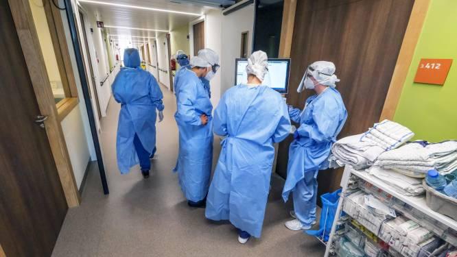 Opnieuw sterke stijging aantal coronapatiënten AZ Delta in enkele dagen tijd: 115 patiënten in drie campussen