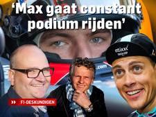 F1-deskundigen: Max gaat constant podium rijden
