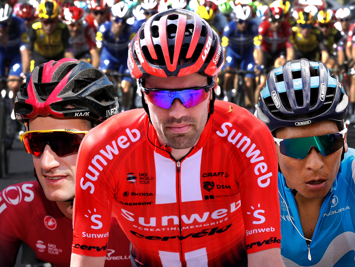 Wout Poels, Tom Dumoulin en Nairo Quintana, waar rijden ze volgend seizoen?