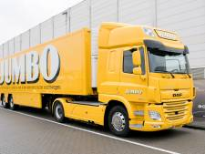 Primeur: Jumbo bevoorraadt winkels in regio Veghel met volledig elektrische vrachtwagen