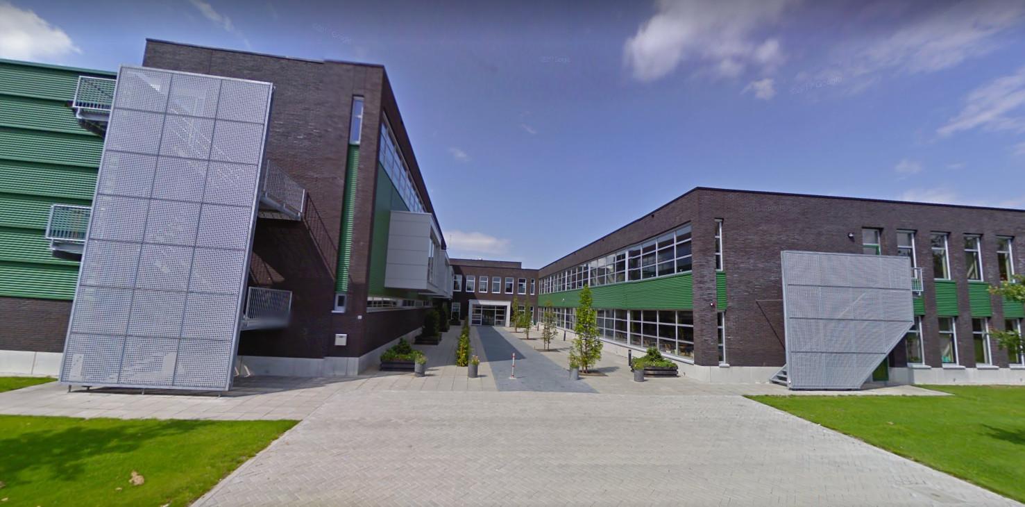Het Carmel College in Raalte