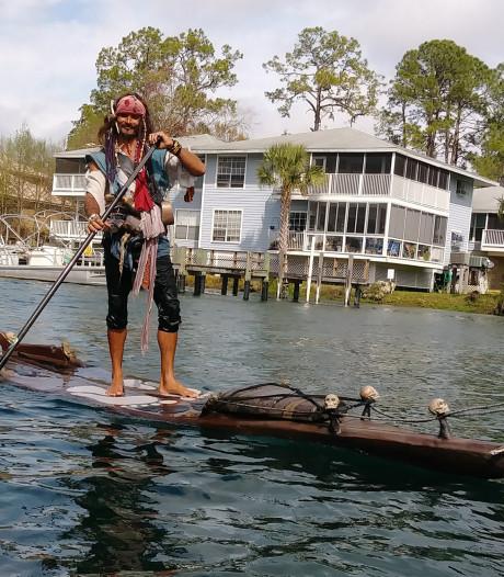 """Le corps du """"Jack Sparrow de Floride"""" repêché"""