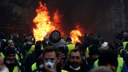 Snelrecht voor minstens 73 verdachten na geweld in Parijs
