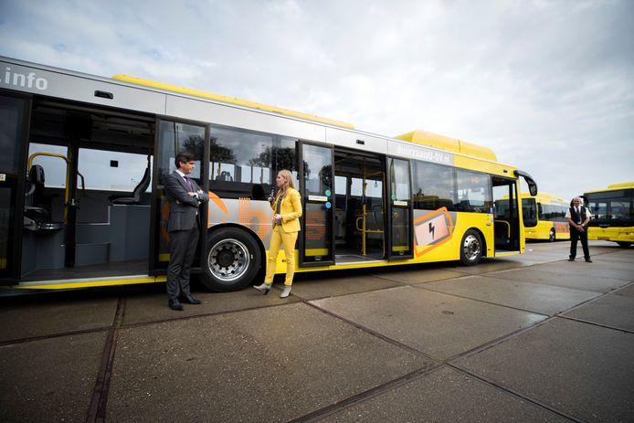 Provincie Nieuwe Bus In 2025 Graag Elektrisch En Uitstootvrij Friesland Ad Nl
