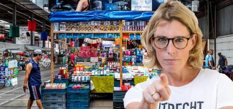 Columniste Marieke Dubbelman ging als ramptoerist naar de Utrechtse bazaar: 'de tijd heeft hier stilgestaan'