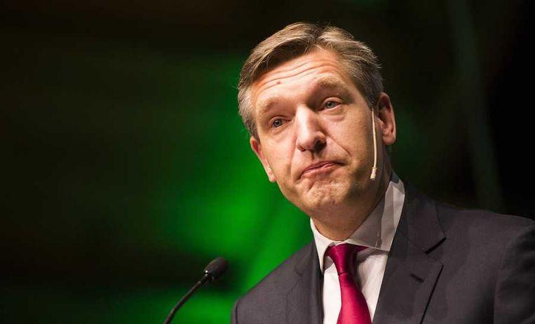 CDA-leider Sybrand Buma Beeld anp