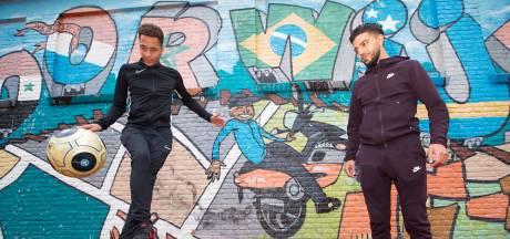Terug naar Spoorwijk met Rachid Bouyaouzan en Virgil Tjin-Asjoe: 'Voor altijd mijn buurt'