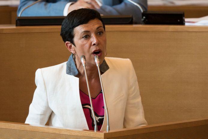 Virginie Gonzalez Moyano (PS) veut devenir bourgmestre d'Anderlues
