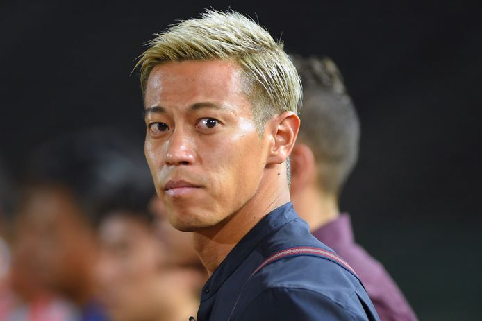 Keisuke Honda not exactly living the dream at AC Milan | 463x694